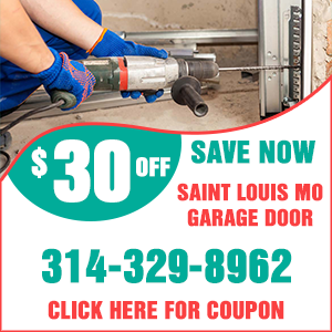 Saint Louis MO Garage Door Offer