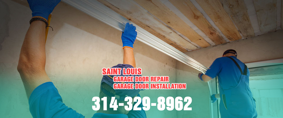 saint louis mo garage door installation